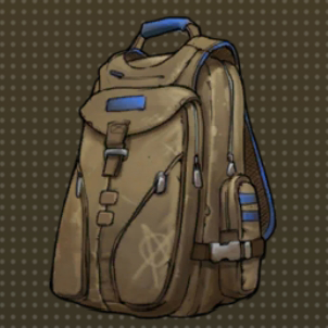 Upgraded Backpack icon