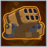 Disposable Missile Launcher icon