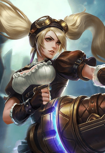 Mobile Legends Bang Bang cover icon