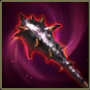 Bloodied Club icon