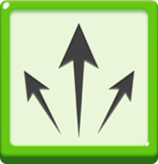 Diagonal Arrows icon
