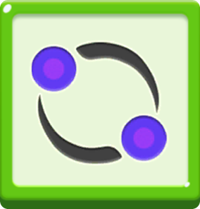 Obsidian Circle icon