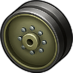 ATV Wheel icon