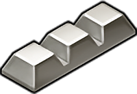 Aluminium Bar icon