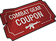 Combat Gear Coupon icon