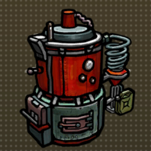 Distillation Machine icon
