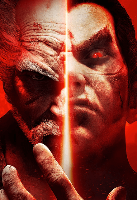 Tekken 7 cover icon