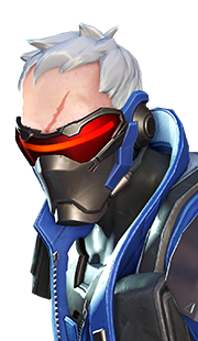 Soldier 76 icon